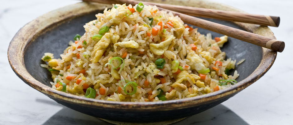 How To Make Nigerian Fried Rice, Full Steps
